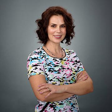 Conf. Univ. Dr. Corina Predescu